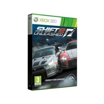 XBOX 360 Game – Need for Speed Shift 2 Unleashed