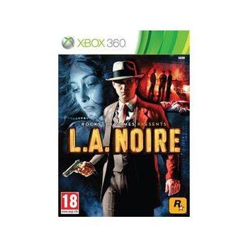 L.A Noir – Xbox 360 Game