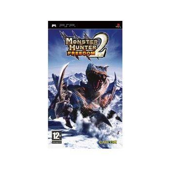 Μonster Hunter Freedom 2 – PSP Game