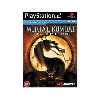 Mortal Kombat Deception – PS2 Game