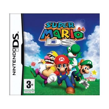 Super Mario 64 – DS Game