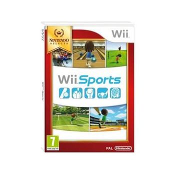 Sports Select – Wii Games