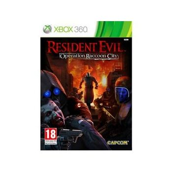 Resident Evil: Operation Raccoon City – Xbox 360 Game