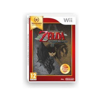 The Legend of Zelda: Twilight Princess Select – Wii Game