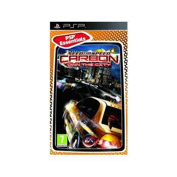 Need for Speed Carbon: Own The City Essentials – PSP Game