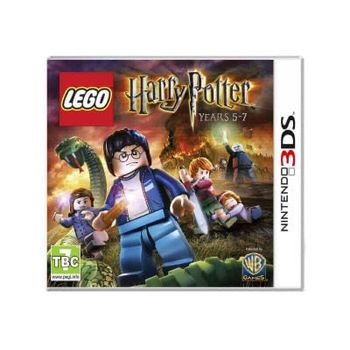LEGO Harry Potter Years 5-7 – 3DS/2DS Game