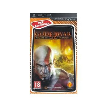 God of War: Chains of Olympus Essentials – PSP Game