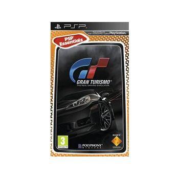 Gran Turismo Essentials – PSP Game