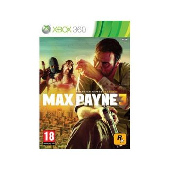 Max Payne 3 – Xbox 360 Game