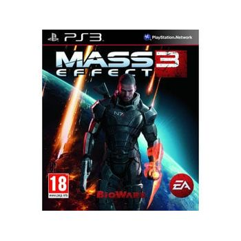 Mass Effect 3 – PS3 Game