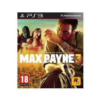 Max Payne 3 – PS3 Game