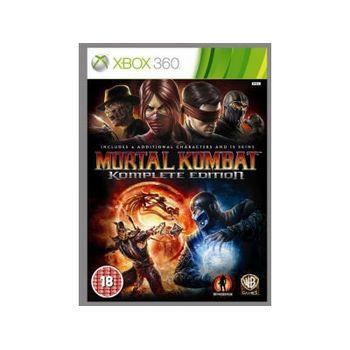 Mortal Kombat: GOTY – Komplete Edition – Xbox 360 Game