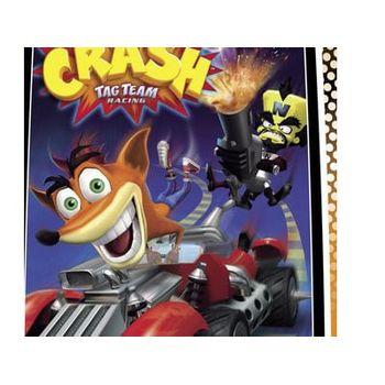 Crash Tag Team Racing Essentials – PSP Game