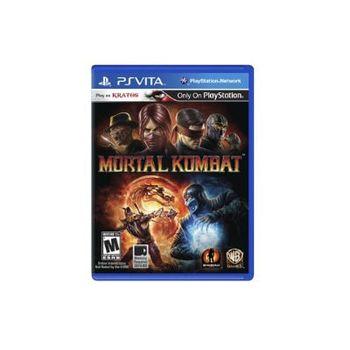 Mortal Kombat Ultra – PS Vita Game