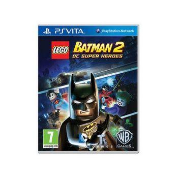 LEGO Batman 2: DC Superheroes – PS Vita Game