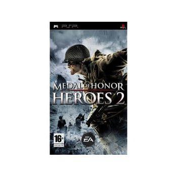 Medal of Honor Heroes 2 Essentials- PSP Game