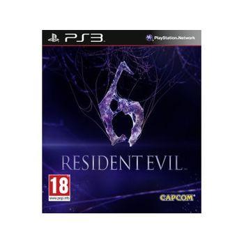 Resident Evil 6 – PS3 Game
