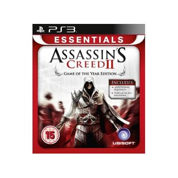 Assassin's Creed 2 – GOTY Essentials – PS3 Game
