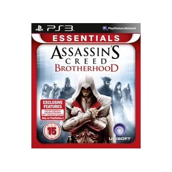 Assassin's Creed – Brotherhood Essentials – PS3 Game