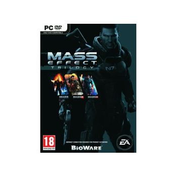 PC Game – Mass Effect Trilogy