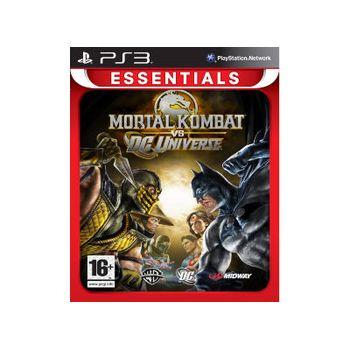 Mortal Kombat VS DC Universe Essentials – PS3 Game