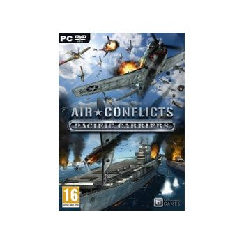 PC Game – Air Conflicts Pacific Carriers