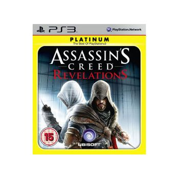 Assassin's Creed: Revelations Platinum – PS3 Game