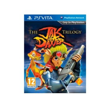 Jak & Daxter Trilogy – PS Vita Game
