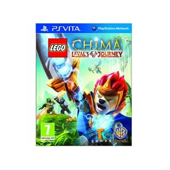 LEGO Legends of Chima: Laval's Journey – PS Vita Game