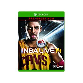 NBA Live 14 – Xbox One Game