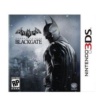 Batman: Arkham Origins Blackgate – 3DS/2DS Game