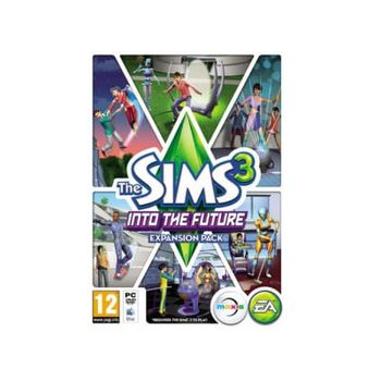 PC Game – The Sims 3 Into the Future