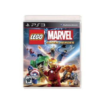 LEGO Marvel Super Heroes – PS3 Game