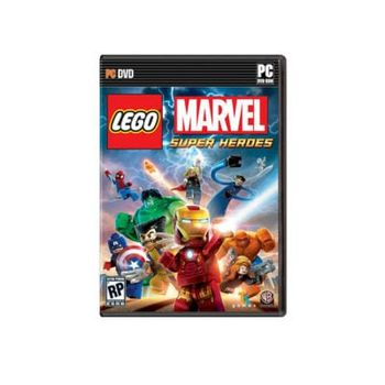 PC Game – Lego Marvel Super Heroes