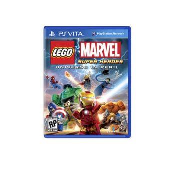 LEGO Marvel Super Heroes – PS Vita Game