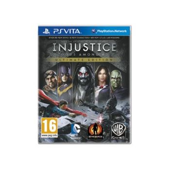 Injustice: Gods Among Us – Ultimate Edition – PS Vita Game