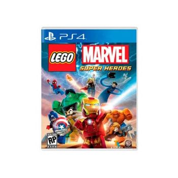 LEGO Marvel Super Heroes – PS4 Game