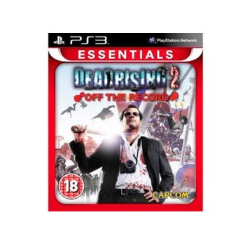 Dead Rising 2: Off the Record – Essentials – PS3 Game