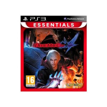 Devil May Cry 4 – Essentials – PS3 Game