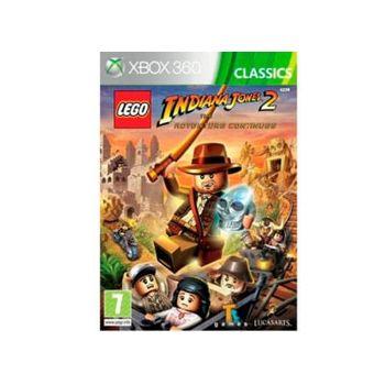 LEGO Indiana Jones 2 Classics – Xbox 360 Game