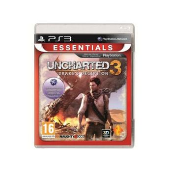 Uncharted 3: Drake's Deception Essentials – PS3 Game