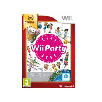 Wii Party – Wii Selects