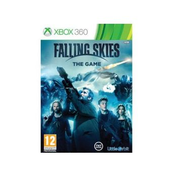 XBOX 360 Game – Falling Skies The Game