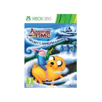 XBOX 360 Game – Adventure Time The Secret of the Nameless Kingdom