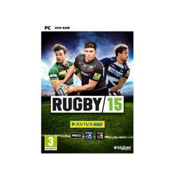 Rugby 15 – PC Game