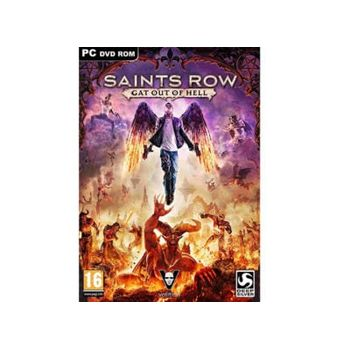 Saints Row IV Gat Out of Hell – PC Game