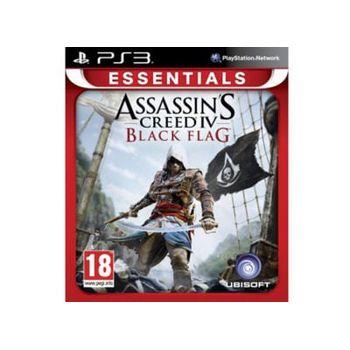 PS3 Game – Assassin's Creed Black Flag Essentials