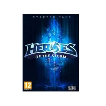Heroes of the Storm Starter Pack – PC Game