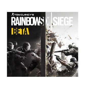 Tom Clancy's Rainbow Six Siege *Pre-order Beta Access*