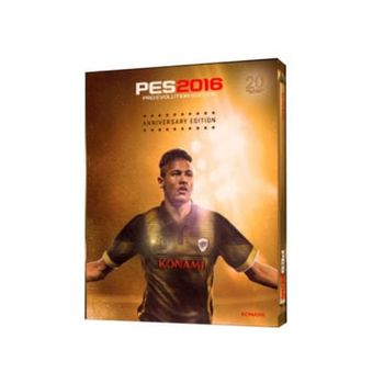 PS4 Game – (PES) Pro Evolution Soccer 2016 Anniversary Edition